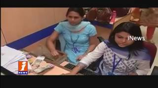 PM Modi's Surgical Strike on Black Money Brings Problems To Common Public | iNews