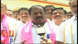 TRS New MLCs Takes Oath Before Tributes To Telangana Immortal Heroes | iNews