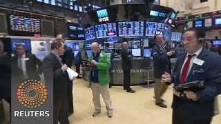 U.S. stocks calm despite D.C. shooting News Video
