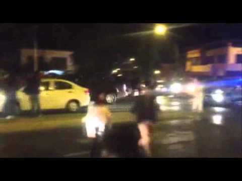 Powerful Chile Earthquake Shakes Coast News Video