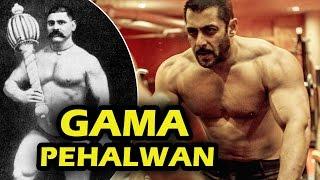 Salman Khan To Produce A TV Show On Wrestler Gama Pehalwan