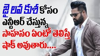 Jr Ntr Taking Big Risk for Jai Lava Kusha | Director Bobby NTR Movie | NTR New Look | Top Telugu TV