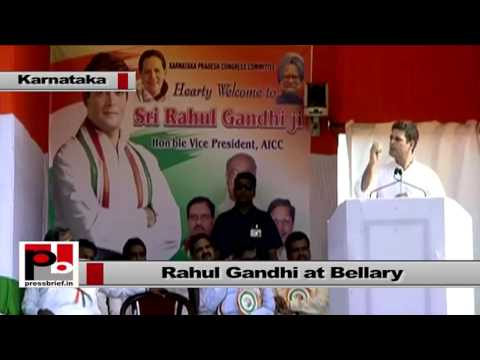Rahul Gandhi - We will give Right to Health and Right to Shelter to every poor