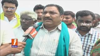 Sandra Requests Govt to Save Mirchi Farmers & Cotton Farmers | Khammam | iNews