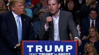 Officials- Threat Letter Sent to Trump Son's NYC Home News Video