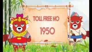 Red Panda Election mascot to spread SVEEP message,Darjeeling,WB (English)