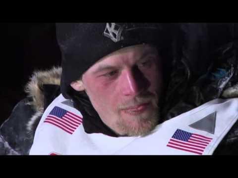 Raw- Seavey Wins 2nd Iditarod in Bizarre Finish News Video