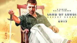 Akshay Kumar's NEXT Film Titled LAND OF LUNGI (LOL)