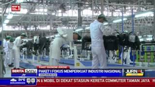 Gerakkan Ekonomi Indonesia, Jokowi Terus Luncurkan Paket Kebijakan