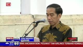 Jokowi Singgung Dana WNI di Luar Negeri