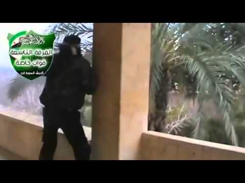 Fighting continues between Syria's disparate rebel groups News Video