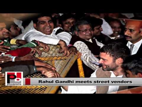 Rahul Gandhi - A ray of hope for poor and down trodden people