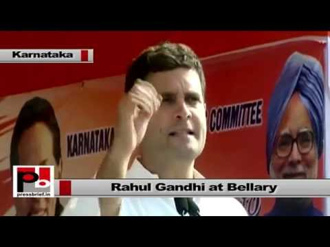 Rahul Gandhi - We passed the Lokpal Bill to fight, BJP tried to block it