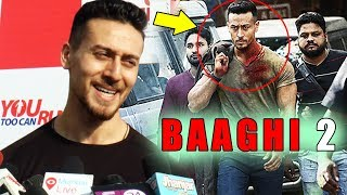 0e473db218354 Watch BAAGHI - Tiger Shroff Hot Tanned Rough Look (video id ...
