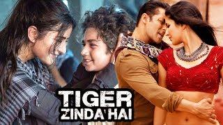 Katrina Kaif's FIRST LOOK From Tiger Zinda Hai, Salman-Katrina To Shoot Tiger Zinda Hai Special Song