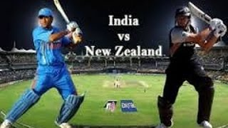 ICC World Cup T20 2016 IND Vs NZ Match Tomorrow