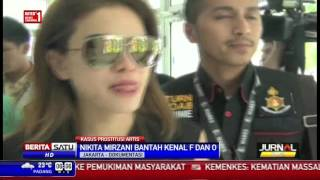 Nikita Mirzani Tidak Kenal Muncikari F dan O