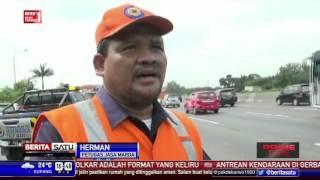 Jasa Marga: Ada 180.000 Kendaraan Melintasi Tol Jakarta-Cikampek