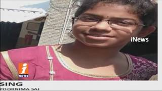 10th Class Girl Purnima Of Nizampet Goes Missing | Parents Compalint In Police Station | iNews