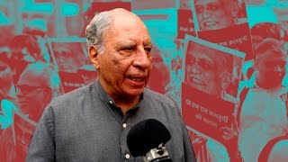 What is dangerous is that the right-fringe is coming to the right-centre- Keki N. Daruwalla