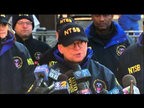 NTSB- Harlem Building Explosion 'Devastating' News Video