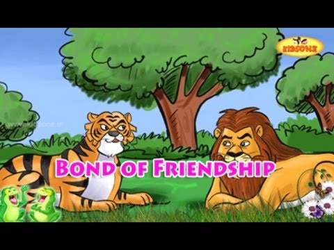 Bond of Friendship - English Moral Story For Kids