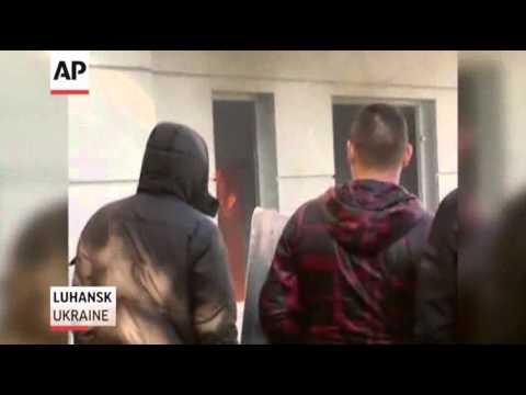 Ukrainian PM- Russian Hand in Secessionism News Video