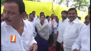Chandrababu Meeting Ministers and MLAs at Nandayal | Discuss about Development Works | iNews