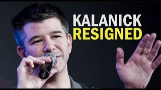 Travis Kalanick resigns as Uber CEO under investor pressure | Economic Times