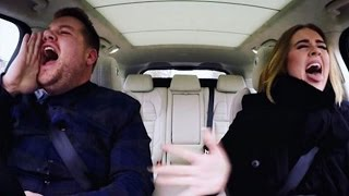 Adele Carpool Karaoke - Video Review Video