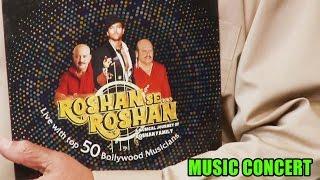 Roshan Se Roshan Tak Music Concert Annoucement By Rajesh Roshan