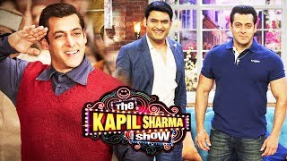 Salman Khan To PROMOTE Tubelight On The Kapil Sharma Show - Eid Special Episode
