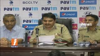 Full Security Arranged In Hyderabad During IPL Cricket Matches | CP Mahesh Bhagwat | iNews