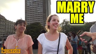 I LOVE YOU MARRY ME? (Prank in India)