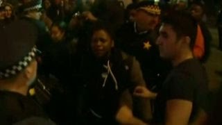 'We stopped Trump!' Protesters declare victory