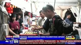 Meriahnya Festival Budaya Jepang Ennichisai 2016