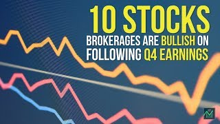 10 stocks Indian brokerages are bullish on after March quarter earnings | ETMarkets