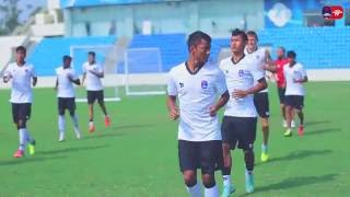 Delhi Dynamos FC's Training  Session