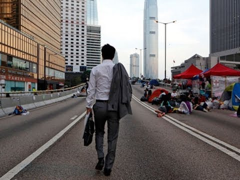 Hong Kong Protests Subside After Tumultuous Week News Video