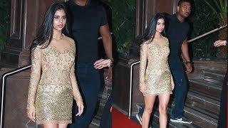 Shahrukh Khan's H0T Daughter Suhana Khan At Halloween Party 2017
