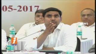 All CC Roads Will Connect With Main Roads in All Panchayats | Minster Nara Lokesh | iNews