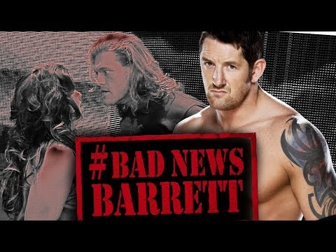 Bad News Barrett brings back bad news from WWE's past - WWE Wrestling Video