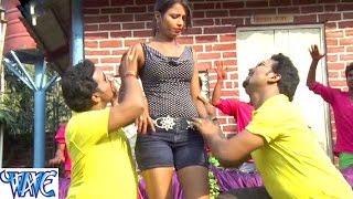 Choli Holi Me Rangam Na - Dale Ke Rangwa Holi Me - Nandan Chandan - Bhojpuri Hot Holi Songs