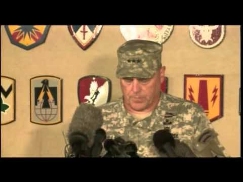 Deadly Shooting at Fort Hood Military Base News Video