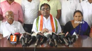 Mission Bhagiratha Name Changes To Kalvakuntla Bhagiratha Saya Ponnala Lakshmaiah | iNews