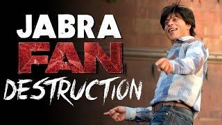 Destruction Of Jabra | Shredded Jabra | Jabra (FAN) Spoof | #FanAnthem