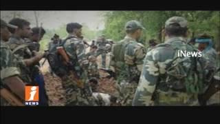 Mavo's Encounter In Sukma District   12 Jawan's And 2 Naxals Dead   Chattisgarh   iNews