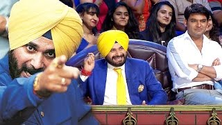 Navjot Singh Sidhu Forced To QUIT The Kapil Sharma's Show?