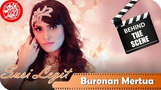 Susi Legit - Behind The Scene Video Klip Buronan Mertua - Nagaswara