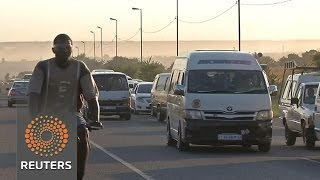Could taxis drive South Africa forward? - News Video